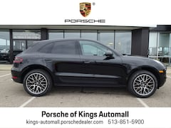New 2018 Porsche Macan SUV for sale in Cincinnati