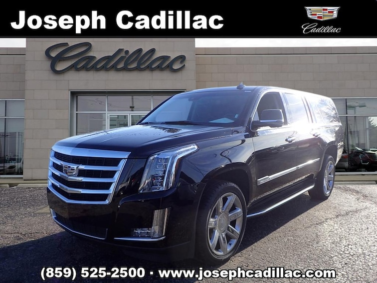Used 2018 Cadillac Escalade Esv Luxury For Sale In The Florence Ky