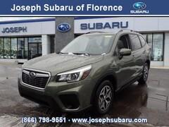 New 2019 Subaru Forester Premium SUV for sale in Florence at Joseph Subaru