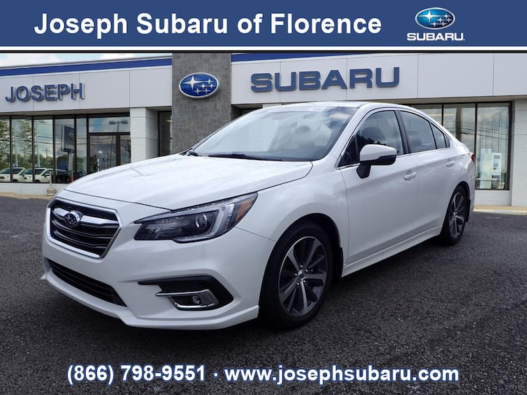 Certified Pre-Owned 2018 Subaru Legacy 2.5i Limited AWD 2.5i Limited  Sedan near Cincinnati
