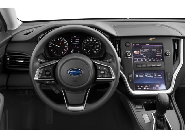 Subaru Legacy technology