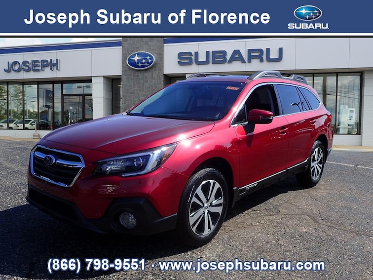 Certified Pre-Owned 2018 Subaru Outback 2.5i Limited AWD 2.5i Limited  Wagon near Cincinnati