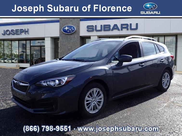 Certified Pre-Owned 2018 Subaru Impreza Premium AWD 2.0i Premium  Wagon near Cincinnati