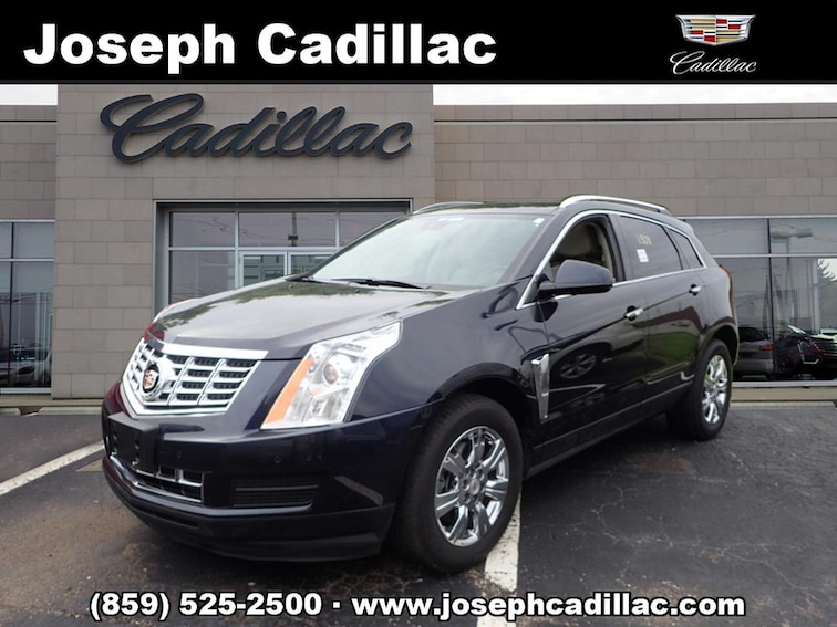 Certified Used 2016 Cadillac SRX Luxury Collection For Sale in the  Cincinnati OH & Florence KY Area   7988