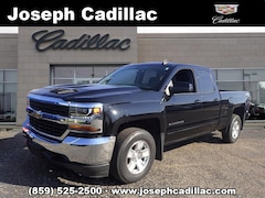 Used 2016 Chevrolet Silverado 1500 LT 4x4 LT  Double Cab 6.5 ft. SB in Florence, KY