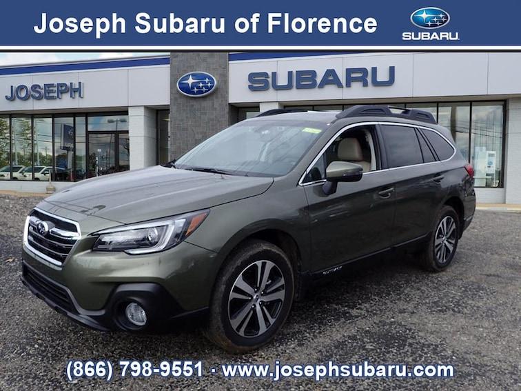 New 2019 Subaru Outback 3.6R Limited SUV Near Cincinnati