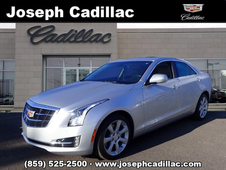 Used 2016 Cadillac Ats 2 0t Performance Collection For Sale In The