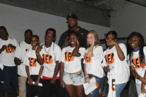 MVK Cincinnati with Bengals