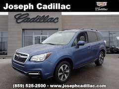 Certified Pre-Owned 2017 Subaru Forester 2.5i Premium AWD 2.5i Premium  Wagon CVT for sale in Florence, KY