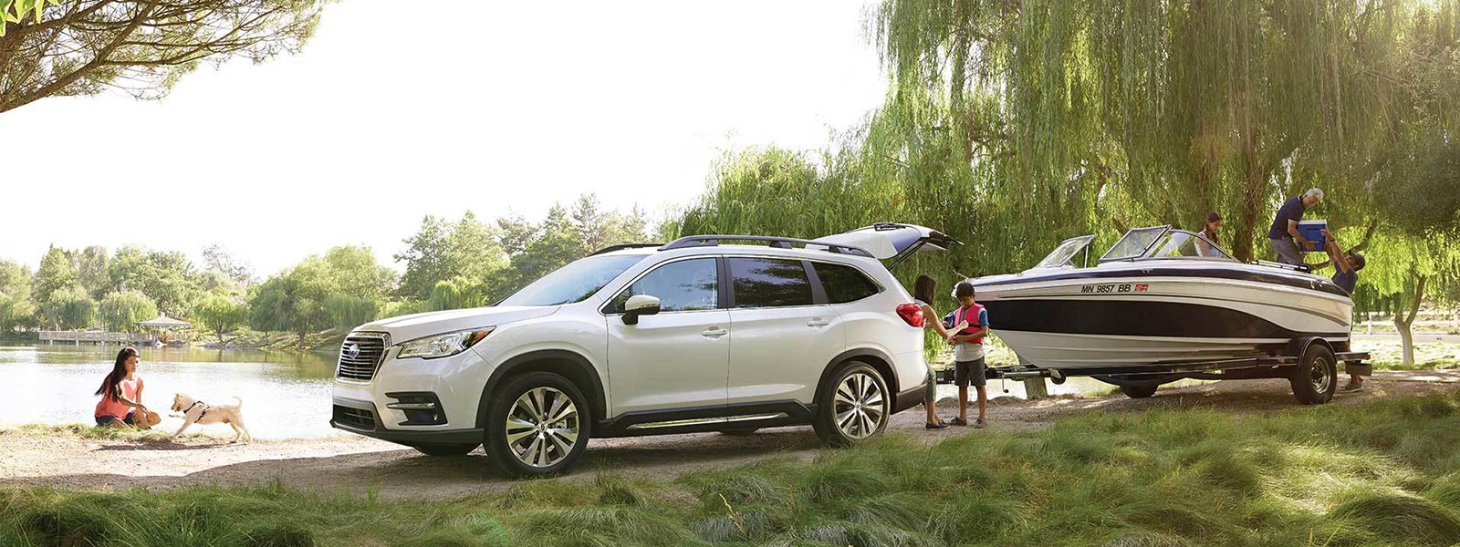 Subaru Ascent For Sale Near Cincinnati | Joseph Subaru