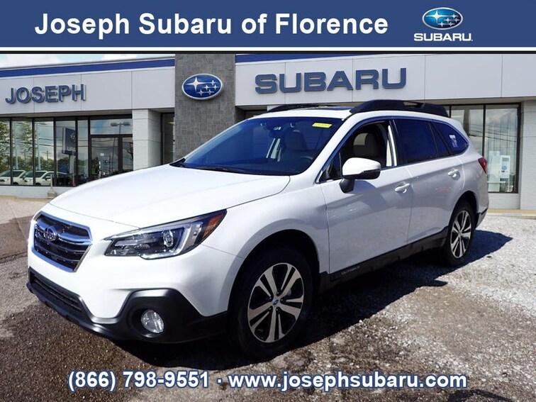 New 2019 Subaru Outback 2.5i Limited SUV Near Cincinnati