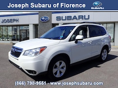 Certified Pre-Owned 2016 Subaru Forester 2.5i Premium AWD 2.5i Premium  Wagon CVT for sale in Florence, KY
