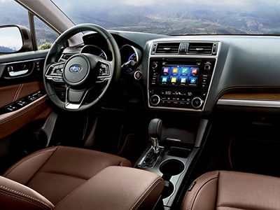 Subaru Outback technology