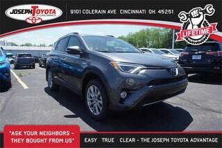 2018 Toyota RAV4 Hybrid Limited SUV for sale in Cincinnati, OH