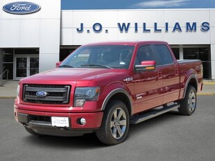 2014 Ford F-150 FX4 4WD SuperCrew 145 FX4