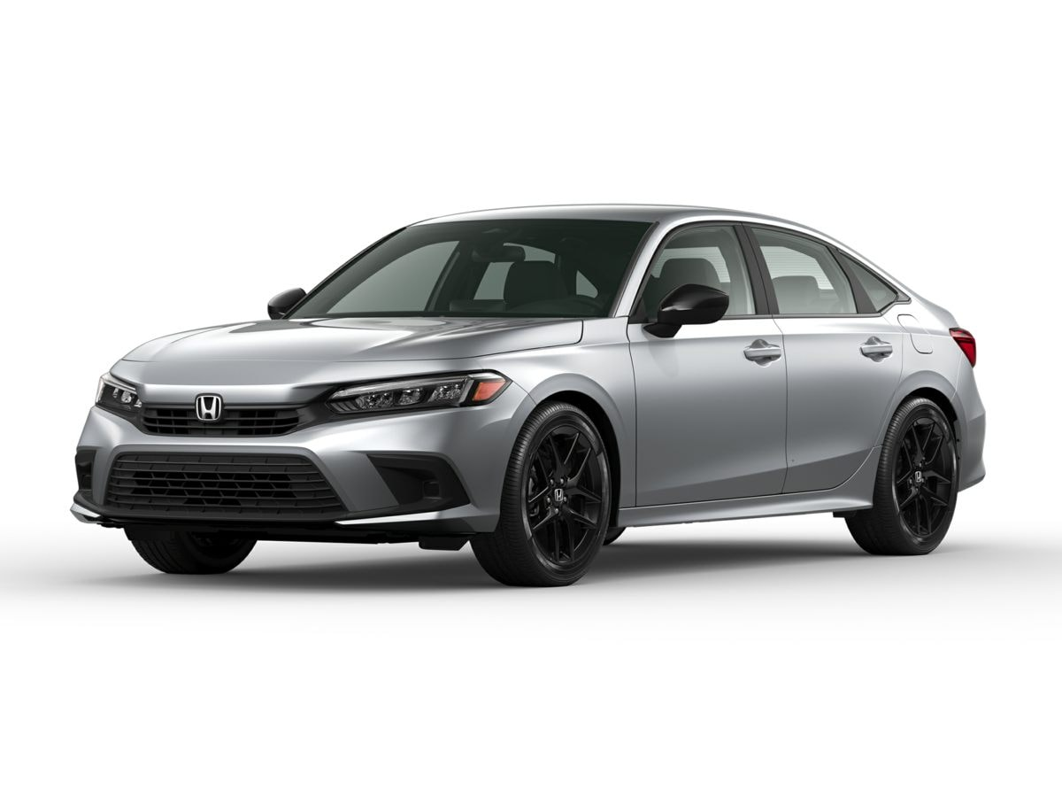 2022 Honda Civic Sedan