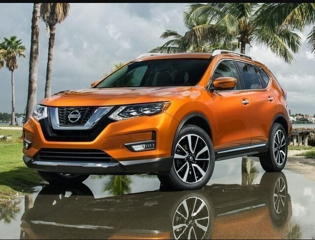 new nissan rogue design