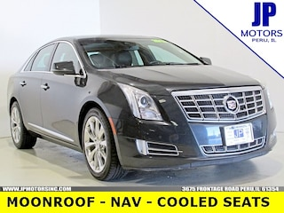 Used 2013 Cadillac XTS Luxury Sedan 2G61P5S33D9115047 For Sale in Peru, IL