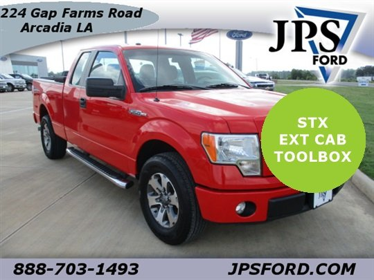 2014 Ford F-150 STX Truck SuperCab Styleside 4x2