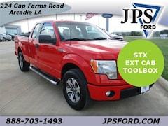 Used 2014 Ford F-150 STX Truck SuperCab Styleside 4x2 for sale near Ruston, LA
