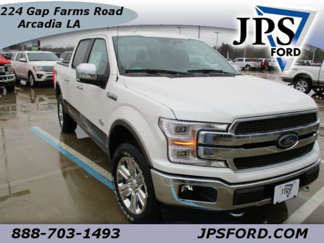 New 2019 Ford F-150 King Ranch Truck for sale in Arcadia, LA
