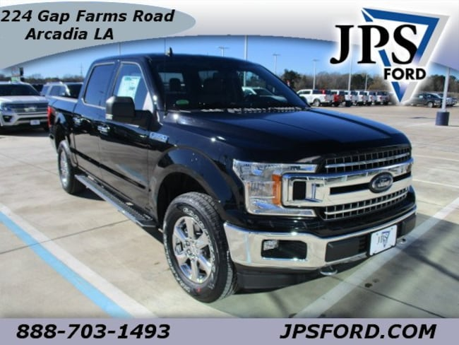 New 2019 Ford F-150 XLT Truck for sale in Arcadia, LA