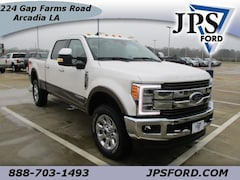 New 2019 Ford Superduty F-250 King Ranch Truck in Arcadia, LA