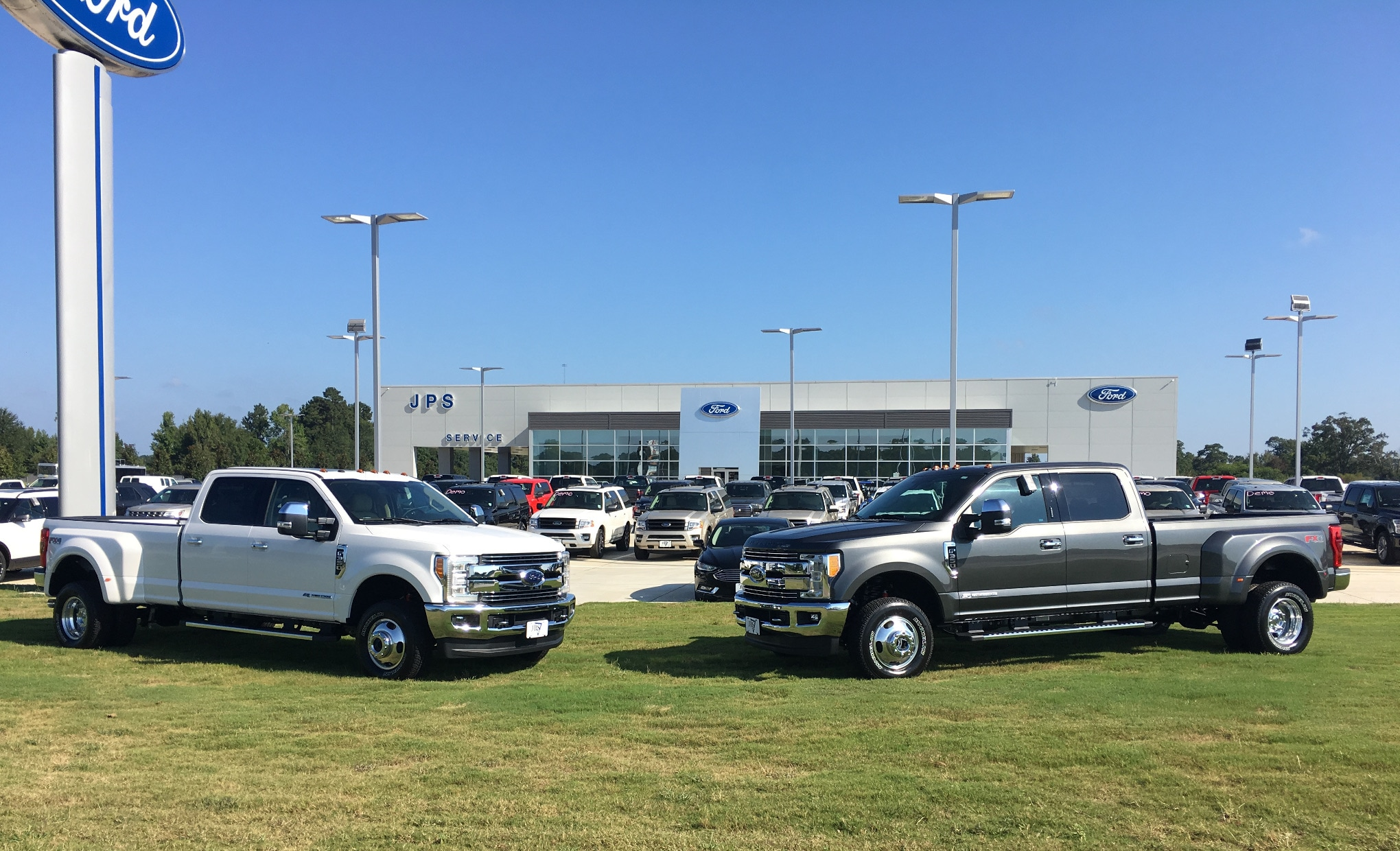JPS Ford - 224 GAP FARMS RD. ARCADIA,LA 71001