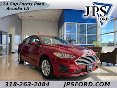 New 2020 Ford Fusion SE Sedan for sale near Shreveport