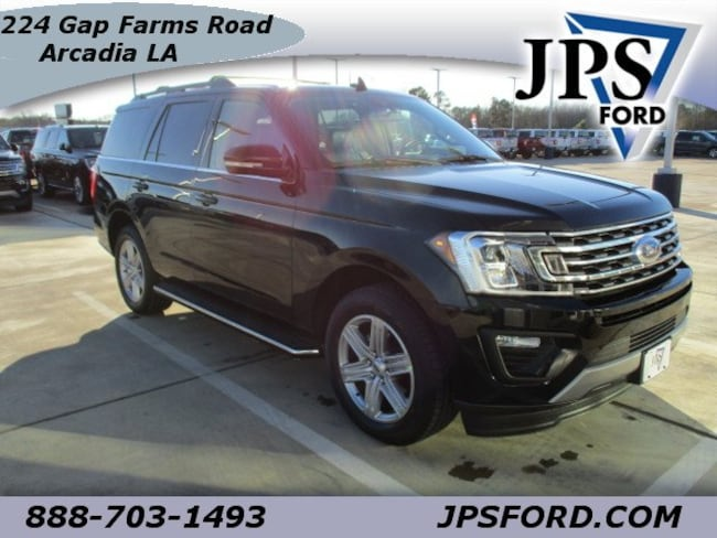 New 2019 Ford Expedition XLT SUV for sale in Arcadia, LA