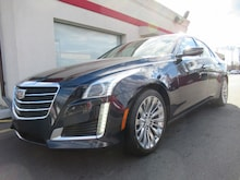2016 CADILLAC CTS 2.0L Turbo Luxury Sedan