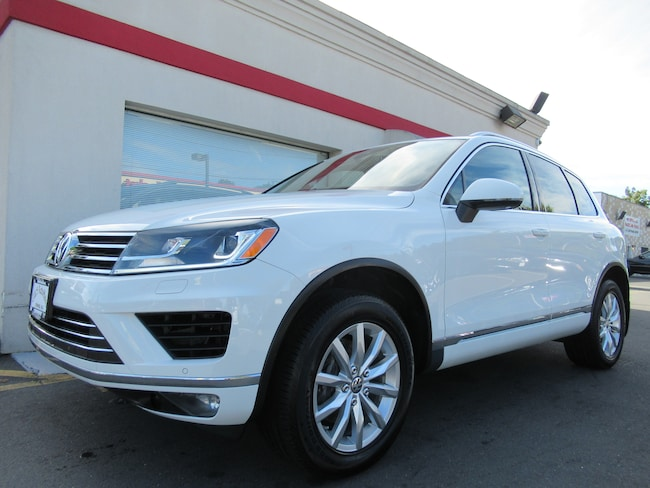 Volkswagen Touareg For Sale >> Used 2016 Volkswagen Touareg For Sale At J S Autohaus Vin