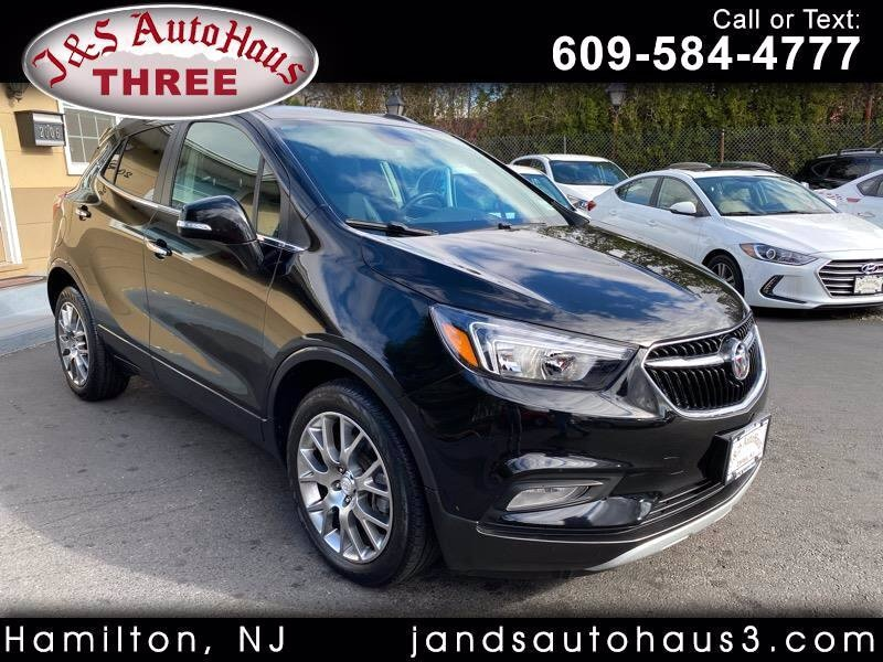 Used Buick Encore Ewing Township Nj