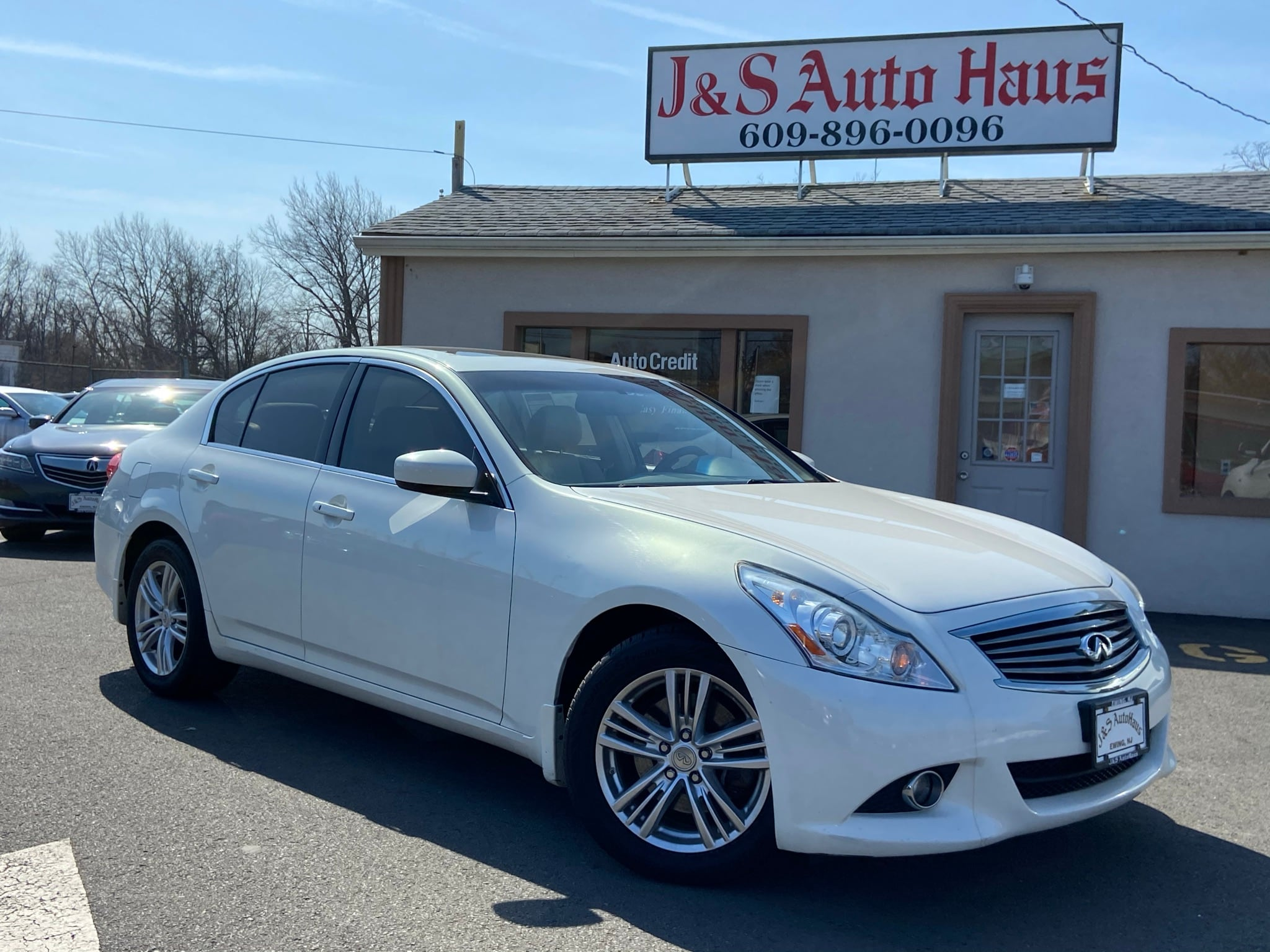 Used Infiniti G37 Sedan Hamilton Township Nj