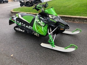 2017 ARCTIC CAT ZR 9000RR 129