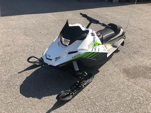 2018 ARCTIC CAT ZR120