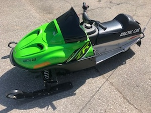 2016 ARCTIC CAT ZR120
