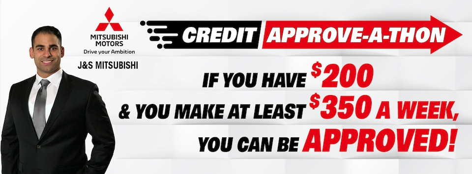 Credit Approve-A-Thon!