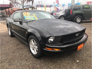 2008 Ford Mustang Deluxe Coupe 2D Coupe