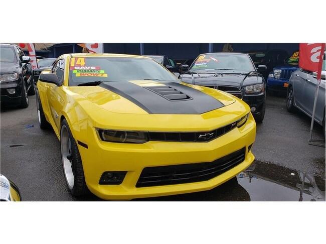 2014 Chevrolet Camaro SS Coupe