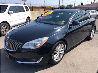 2016 Buick Regal Sedan 4D Sedan
