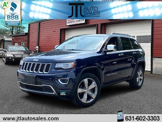 Used 2014 Jeep Grand Cherokee Limited 4x4 SUV for sale in Selden, NY