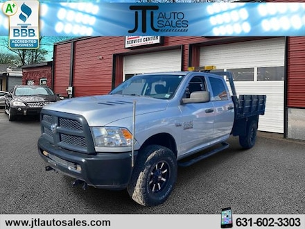 Used 2013 Ram 2500 Tradesman Truck Crew Cab for sale in Selden, NY