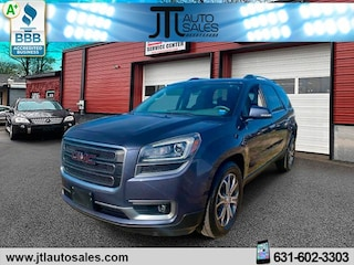 Used 2013 GMC Acadia SLT-1 SUV for sale in Selden, NY