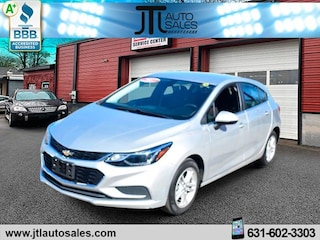 Used 2017 Chevrolet Cruze LT Auto Hatchback for sale in Selden, NY
