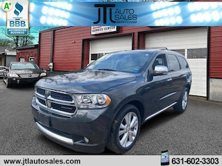 Used 2011 Dodge Durango Crew SUV for sale in Selden, NY