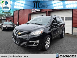 Used 2015 Chevrolet Traverse LTZ SUV for sale in Selden, NY