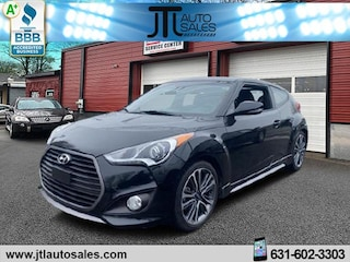 Used 2016 Hyundai Veloster Turbo Hatchback for sale in Selden, NY