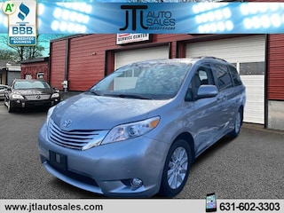 Used 2013 Toyota Sienna Limited 7 Passenger Van for sale in Selden, NY