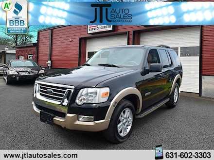 Used 2008 Ford Explorer Eddie Bauer V6 SUV for sale in Selden, NY